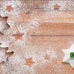 Ein veganes Zimt-Highlight für Ihre Weihnachtsbäckerei!