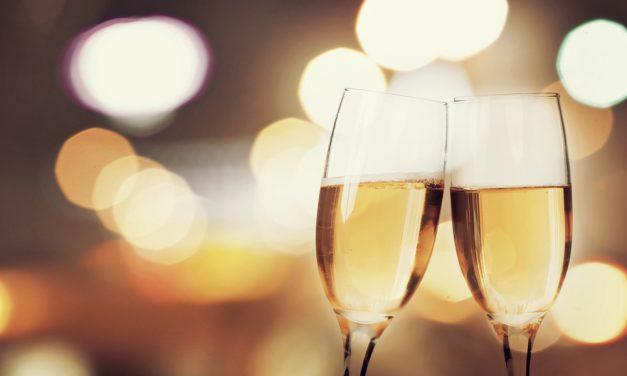 Prickelnd ins neue Jahr!