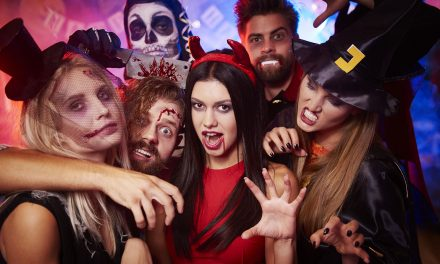 Die 5 beliebtesten Halloween-Make-up-Trends 2017