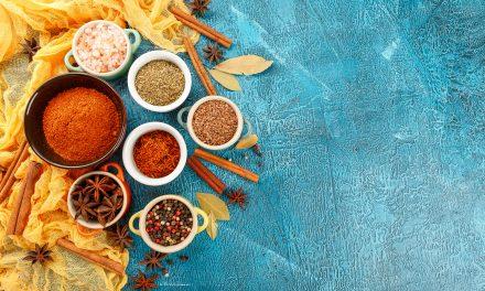 Herbstgewürze und passende Rezepte für die kalte Jahreszeit