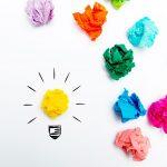 Die Kunst der zündenden Idee