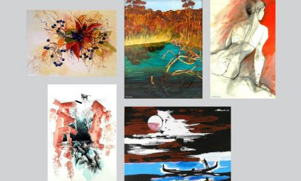 "Ausstellung ""Kunstbegegnungen"""