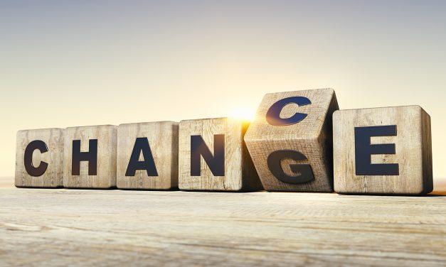 CHANGE MANAGEMENT BEGINNT BEI DIR SELBST