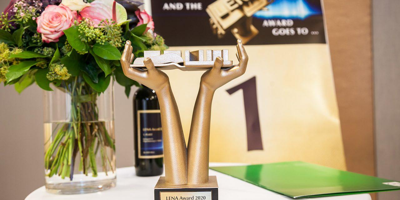 LENA AWARD für Spitzenleistungen in der Erwachsenenbildung verliehen