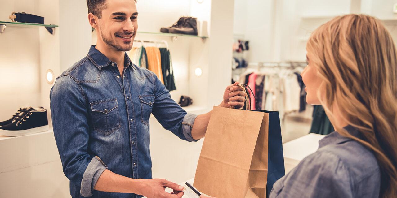 Einzelhandel: Karriere im Angebot